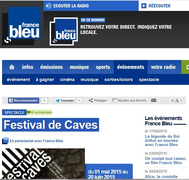 france bleu 24avril 1 - Copie
